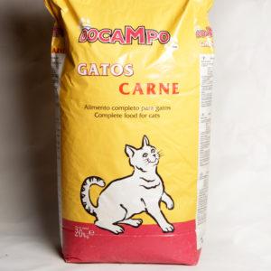 Carne Gatos Docampo 20Kg